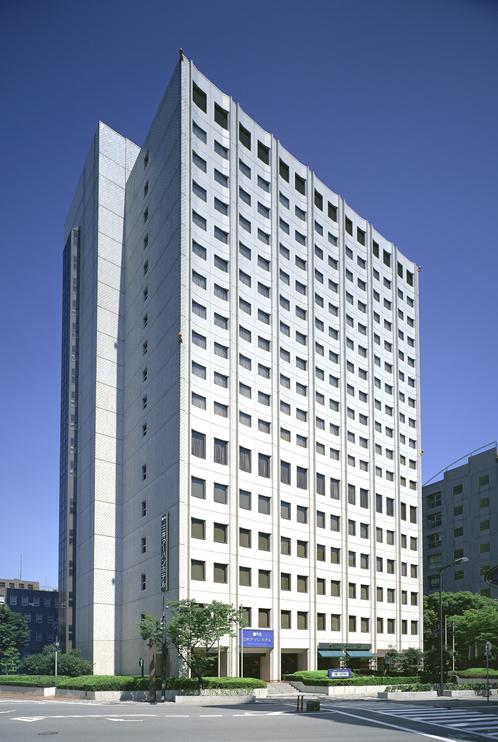 三井アーバンホテル大阪 (ホテル コムズ 大阪)|全景写真