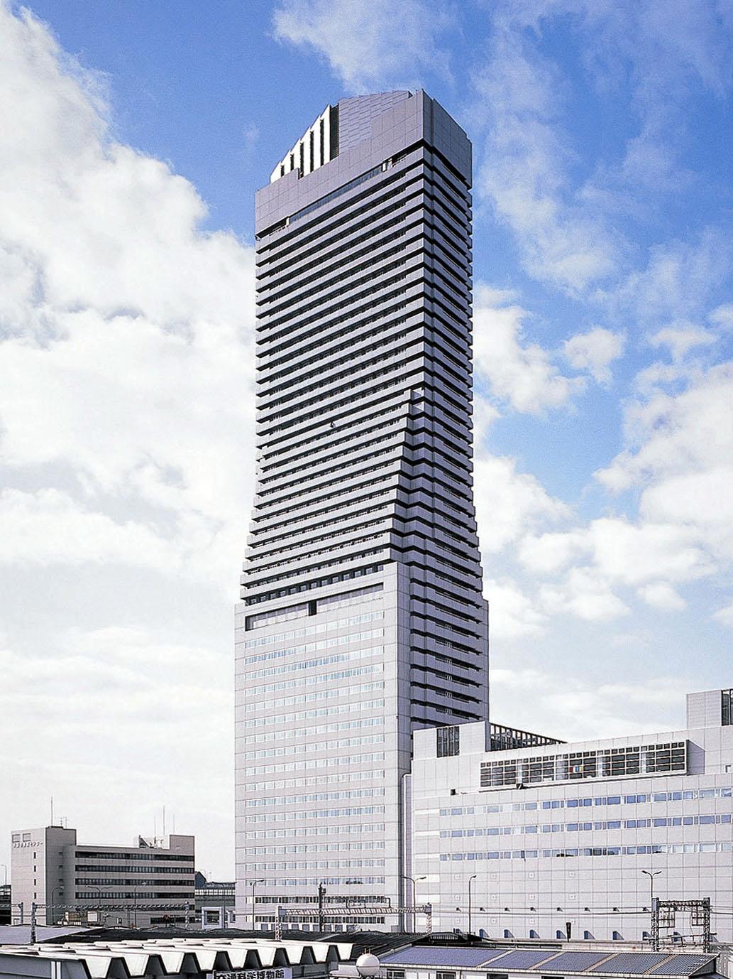ホテル大阪ベイタワー <大阪弁天町>|全景写真 ホテル大阪ベイタワー <大阪弁天町>&n