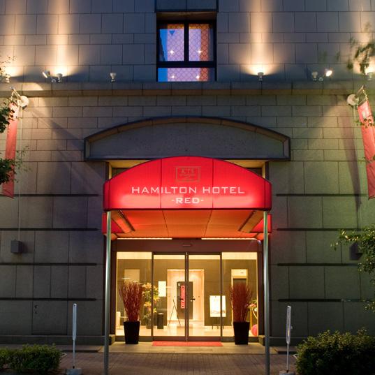 名古屋・栄> ハミルトンホテル ...