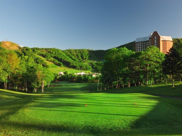 【ルスツリゾートゴルフ72】北海道最大級4コース72ホール