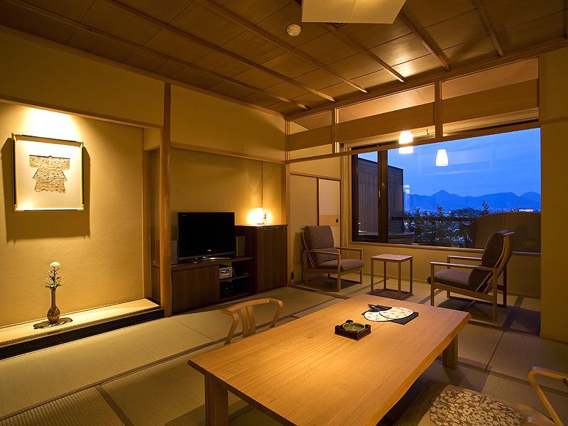 富士見台/専有露天風呂付和室