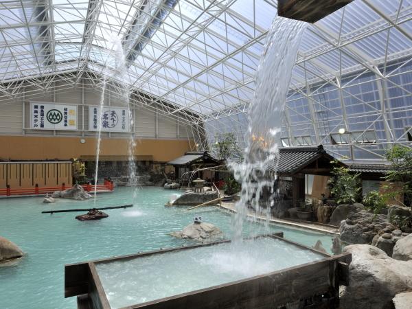 硫黄谷庭園大浴場 ※19:30~22:00は、女性専用お時間となります。