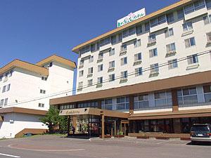 知床花ホテル