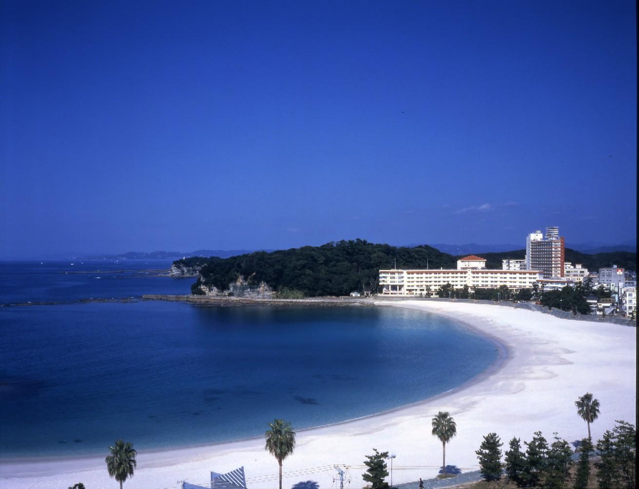 【素泊まり】白良浜まで徒歩30秒!海の景色と温泉【最終22:00迄チェックインOK】<食事なし>
