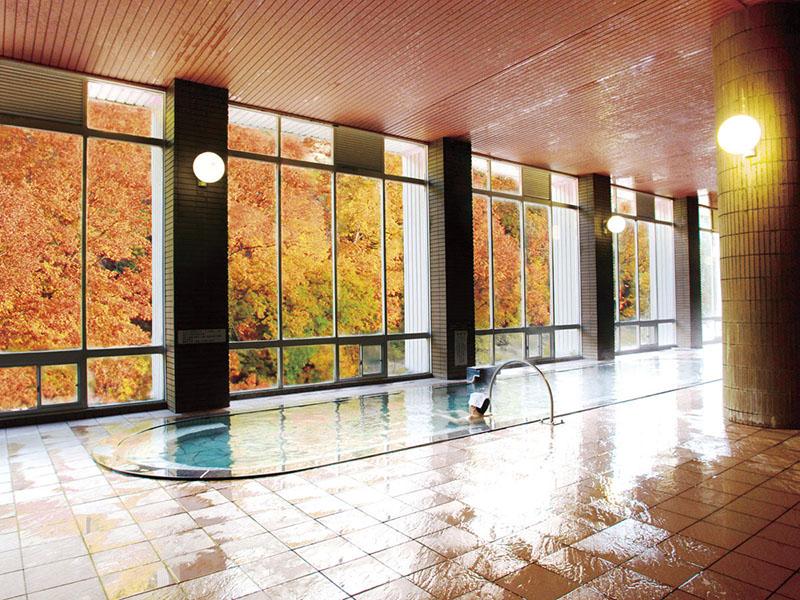 【北海道】【定山渓】定山渓ホテル 渓谷豊かな自然の中にたたずむホテルを満喫してください♪