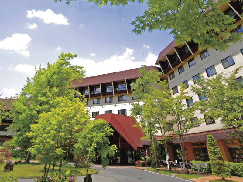 【草津・尻焼・花敷 】草津ナウリゾートホテル