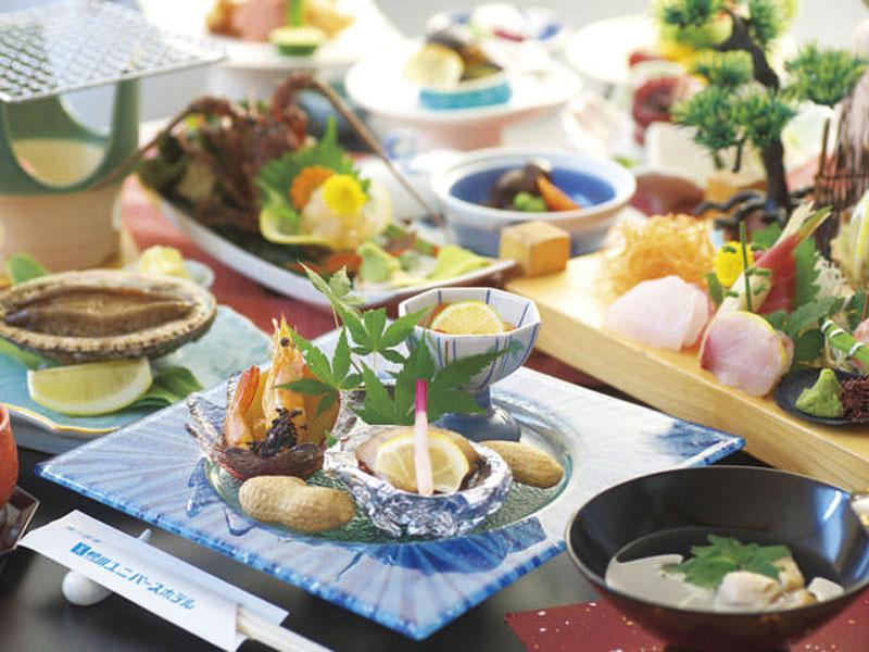 【千葉県】鴨川ユニバースホテル