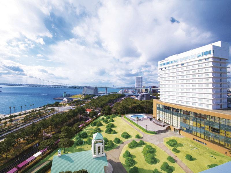 【兵庫県】シーサイドホテル舞子ビラ神戸