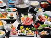 夕食 和会席料理(イメージ)