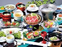和会席料理(イメージ)