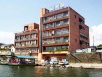 【大分県】【日田】リバーサイドホテル山水館 ★1泊2食付プラ