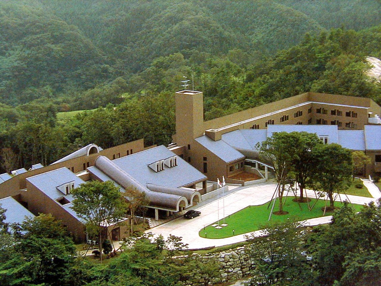 遊学の森 久慈川グリーンホテル