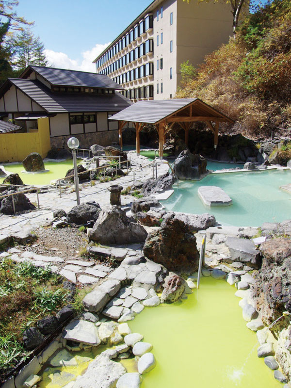 【万座・嬬恋・北軽井沢 】万座高原ホテル