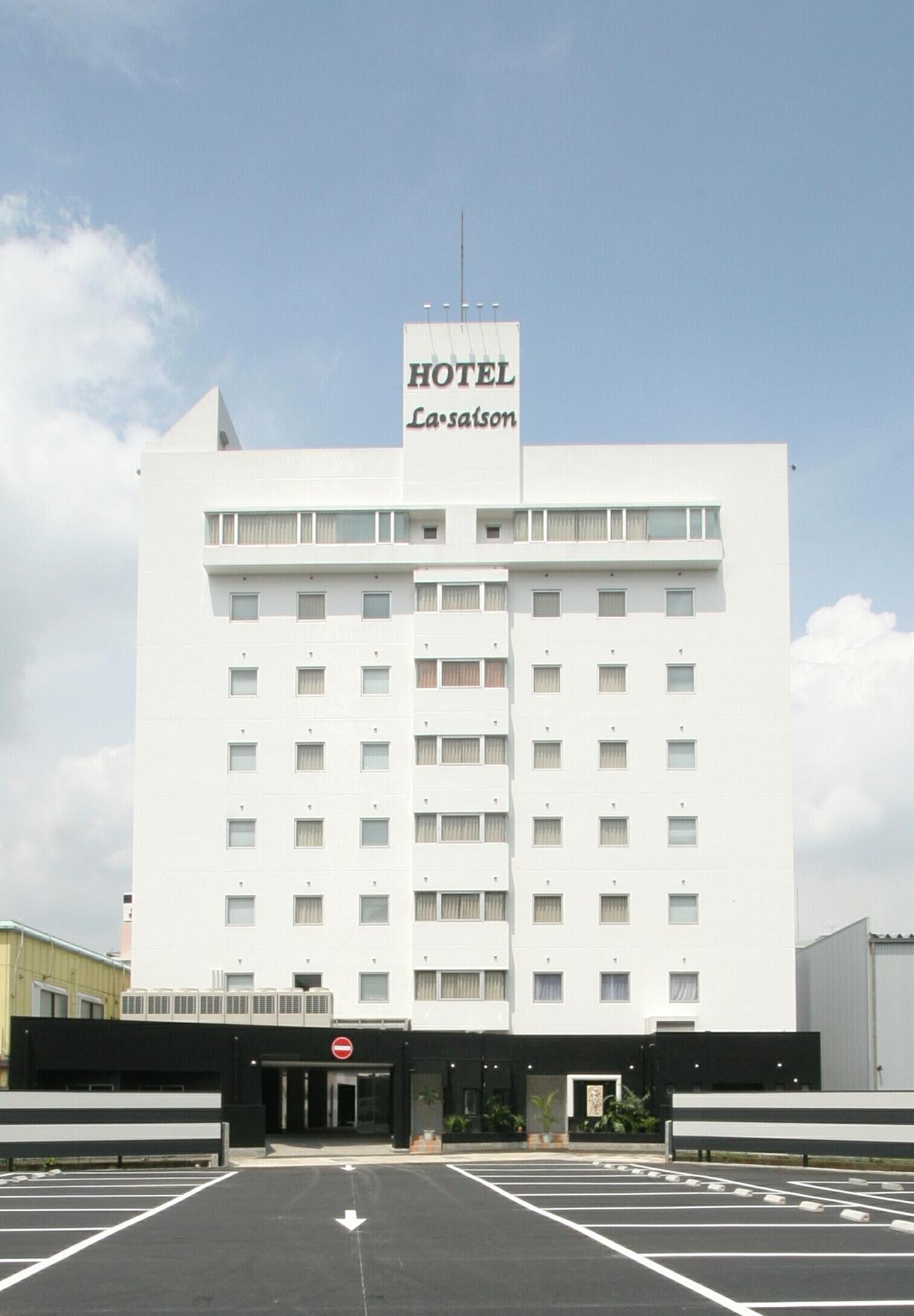 ホテル ラ・セゾン